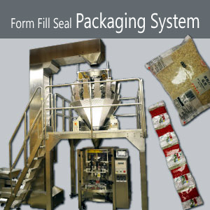 Form Fill Seal Packaging System